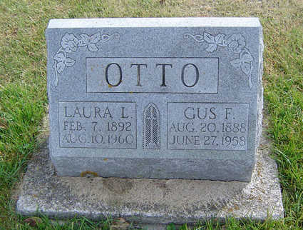 OTTO, LAURA L. - Clayton County, Iowa | LAURA L. OTTO
