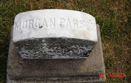 PARSON, MORGAN - Clayton County, Iowa | MORGAN PARSON
