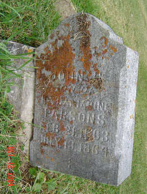 PARSONS, JOHN - Clayton County, Iowa | JOHN PARSONS