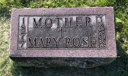 AMES PATZNER, MARY ROSE - Clayton County, Iowa | MARY ROSE AMES PATZNER