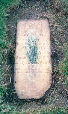 PEARSON, MARY S. - Clayton County, Iowa | MARY S. PEARSON