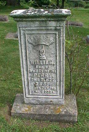 PERRY, WILLIAM - Clayton County, Iowa | WILLIAM PERRY