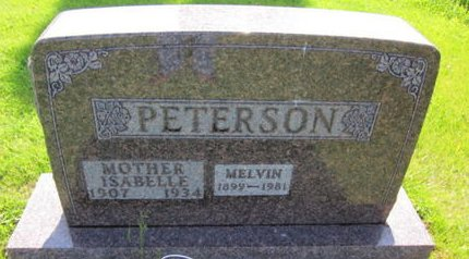 PETERSON, MELVIN - Clayton County, Iowa | MELVIN PETERSON
