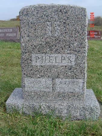 PHELPS, IRVIN - Clayton County, Iowa | IRVIN PHELPS