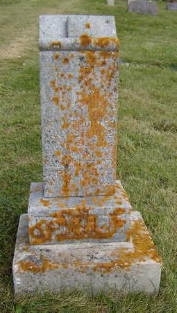 PORTER, HARRIET E. - Clayton County, Iowa | HARRIET E. PORTER