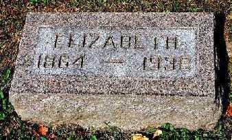 PRESTON, ELIZABETH - Clayton County, Iowa | ELIZABETH PRESTON