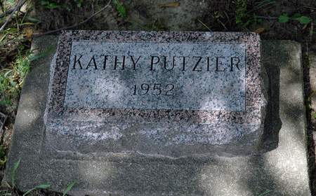 PUTZIER, KARHY - Clayton County, Iowa | KARHY PUTZIER