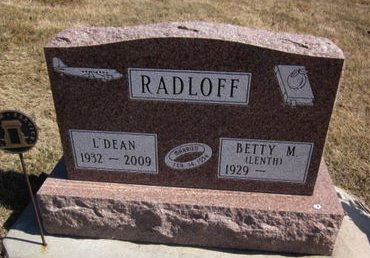 RADLOFF, BETTY M. - Clayton County, Iowa | BETTY M. RADLOFF
