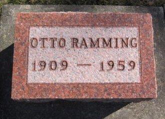 RAMMING, OTTO - Clayton County, Iowa | OTTO RAMMING