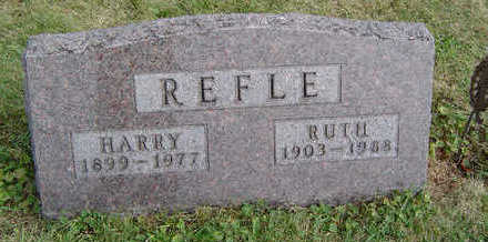 REFLE, RUTH - Clayton County, Iowa | RUTH REFLE