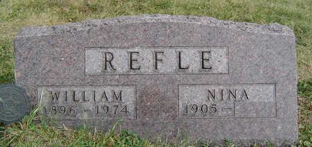 REFLE, WILLIAM - Clayton County, Iowa | WILLIAM REFLE