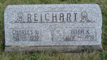 REICHART, ANNA K. - Clayton County, Iowa | ANNA K. REICHART