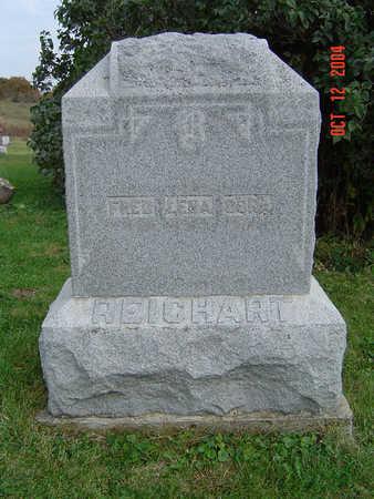 REICHART, FRED - Clayton County, Iowa | FRED REICHART