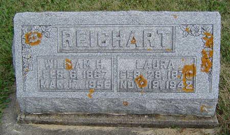 REICHART, WILLIAM H. - Clayton County, Iowa | WILLIAM H. REICHART