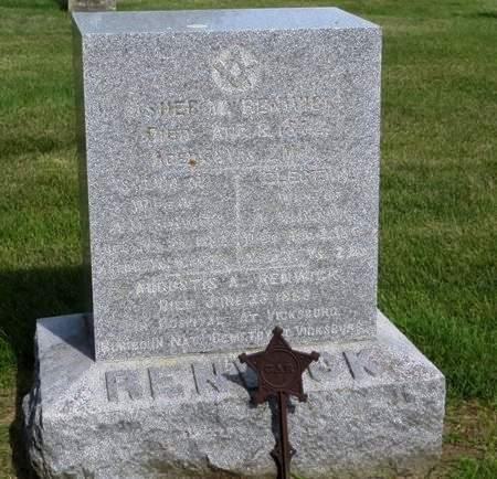 RENWICK, AUGUSTIS A. - Clayton County, Iowa | AUGUSTIS A. RENWICK