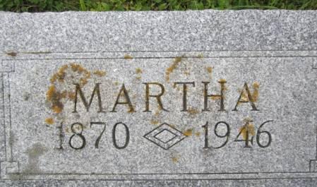 RENZIEHAUSEN, MARTHA - Clayton County, Iowa | MARTHA RENZIEHAUSEN