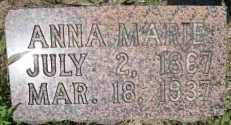 RICKLEF, ANNA MARIE - Clayton County, Iowa | ANNA MARIE RICKLEF