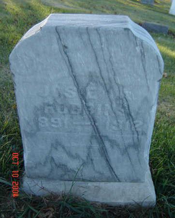 ROBBINS, JOSIE A. - Clayton County, Iowa   JOSIE A. ROBBINS