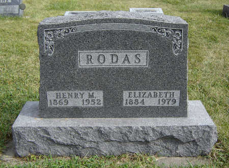 RODAS, HENRY M. - Clayton County, Iowa | HENRY M. RODAS