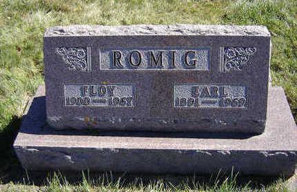 CLARK ROMIG, FLOY - Clayton County, Iowa | FLOY CLARK ROMIG
