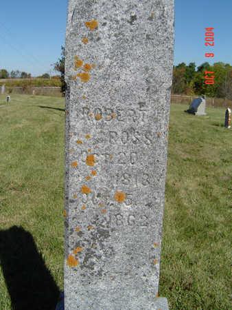 ROSS, ROBERT - Clayton County, Iowa | ROBERT ROSS