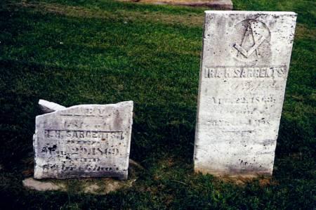 SARGENTS, IRA H. - Clayton County, Iowa | IRA H. SARGENTS