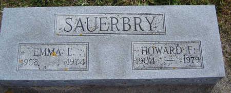 SAUERBRY, EMMA L. - Clayton County, Iowa | EMMA L. SAUERBRY