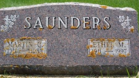 SAUNDERS, MARTIN C. - Clayton County, Iowa | MARTIN C. SAUNDERS
