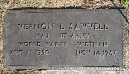 SAWVELL, VERNON L. - Clayton County, Iowa   VERNON L. SAWVELL