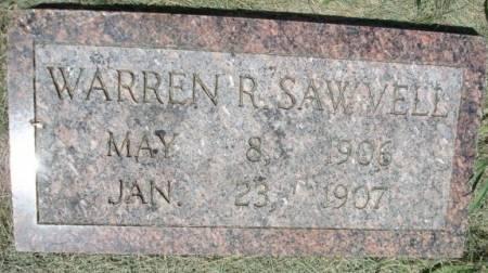 SAWVELL, WARREN R. - Clayton County, Iowa | WARREN R. SAWVELL