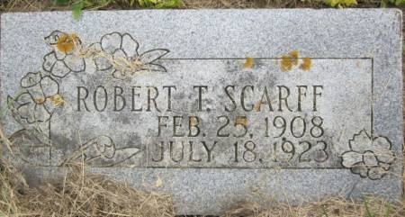 SCARFF, ROBERT T. - Clayton County, Iowa | ROBERT T. SCARFF