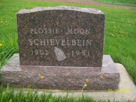 MOON SCHIEVELBEIN, FLOSSIE - Clayton County, Iowa | FLOSSIE MOON SCHIEVELBEIN
