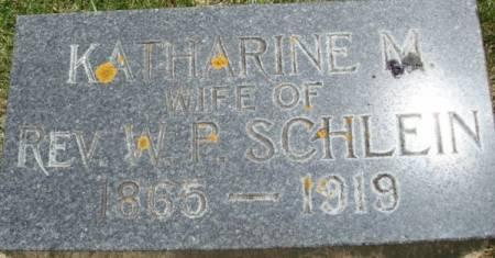 SCHLEIN, KATHARINE M. - Clayton County, Iowa | KATHARINE M. SCHLEIN