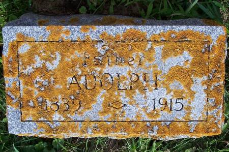 SCHLITTER, ADOLPH - Clayton County, Iowa | ADOLPH SCHLITTER