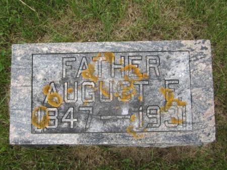 SCHLITTER, AUGUST F. - Clayton County, Iowa | AUGUST F. SCHLITTER