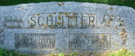 SCHLITTER, DAYTON A. - Clayton County, Iowa | DAYTON A. SCHLITTER