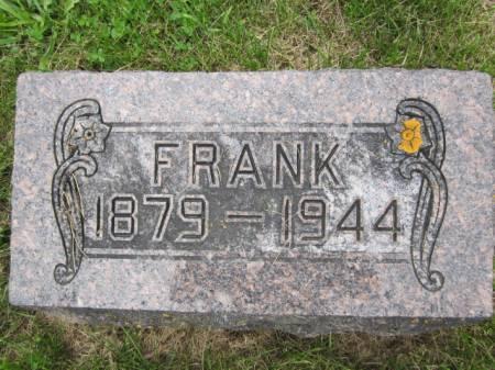 SCHLITTER, FRANK - Clayton County, Iowa   FRANK SCHLITTER