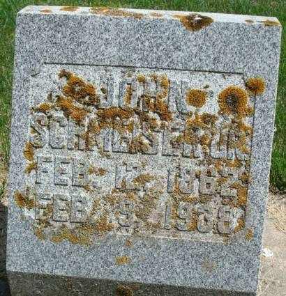 SCHMEISER JR., JOHN - Clayton County, Iowa | JOHN SCHMEISER JR.