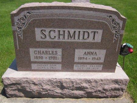 SCHMIDT, CHARLES - Clayton County, Iowa   CHARLES SCHMIDT