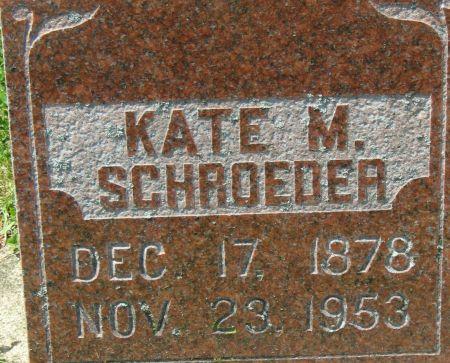 SCHROEDER, KATIE MARIE 'KATE' - Clayton County, Iowa | KATIE MARIE 'KATE' SCHROEDER