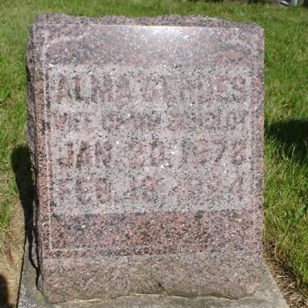SCHULDT, ALMA - Clayton County, Iowa | ALMA SCHULDT