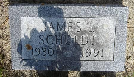SCHULDT, JAMES T. - Clayton County, Iowa | JAMES T. SCHULDT