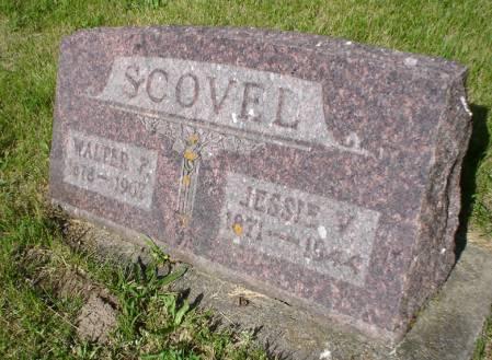 SCOVEL, JESSIE V. - Clayton County, Iowa | JESSIE V. SCOVEL