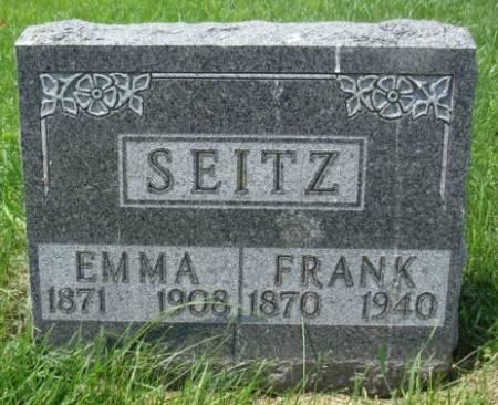 SEITZ, EMMA - Clayton County, Iowa | EMMA SEITZ