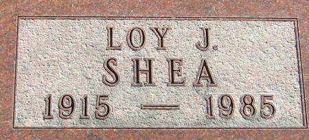 SHEA, LOY J. - Clayton County, Iowa | LOY J. SHEA