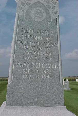 SHERMAN, MARK R. - Clayton County, Iowa | MARK R. SHERMAN