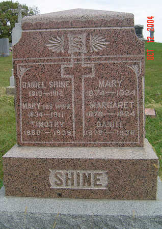 SHINE, MARY - Clayton County, Iowa | MARY SHINE