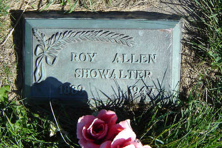 SHOWALTER, ROY ALLEN - Clayton County, Iowa | ROY ALLEN SHOWALTER
