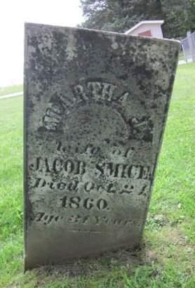 SMICE, MARTHA J. - Clayton County, Iowa | MARTHA J. SMICE