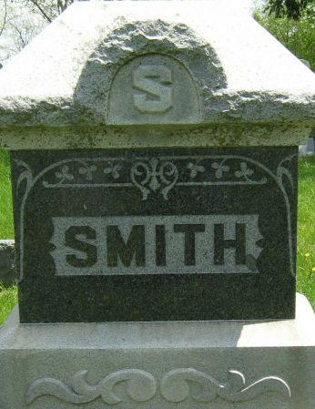SMITH, FAMILY MONUMENT - Clayton County, Iowa | FAMILY MONUMENT SMITH